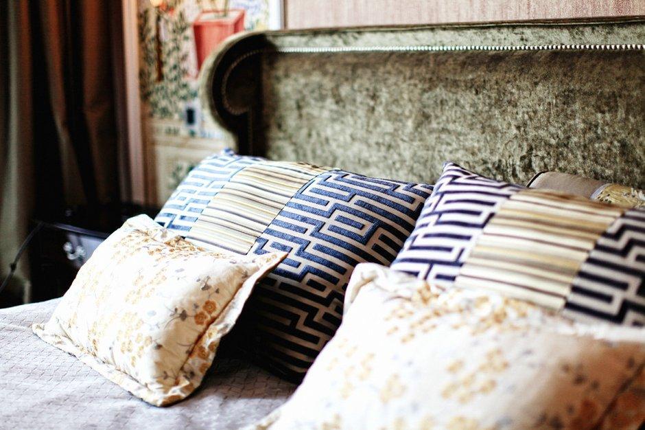 Фотография: Аксессуары в стиле , Спальня, Дизайн интерьера, Проект недели – фото на INMYROOM