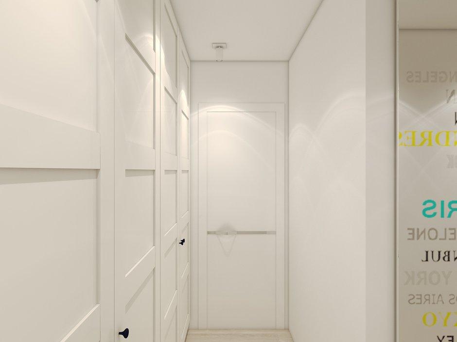 Фотография: Прихожая в стиле Скандинавский, Квартира, Дома и квартиры, IKEA, Проект недели – фото на INMYROOM