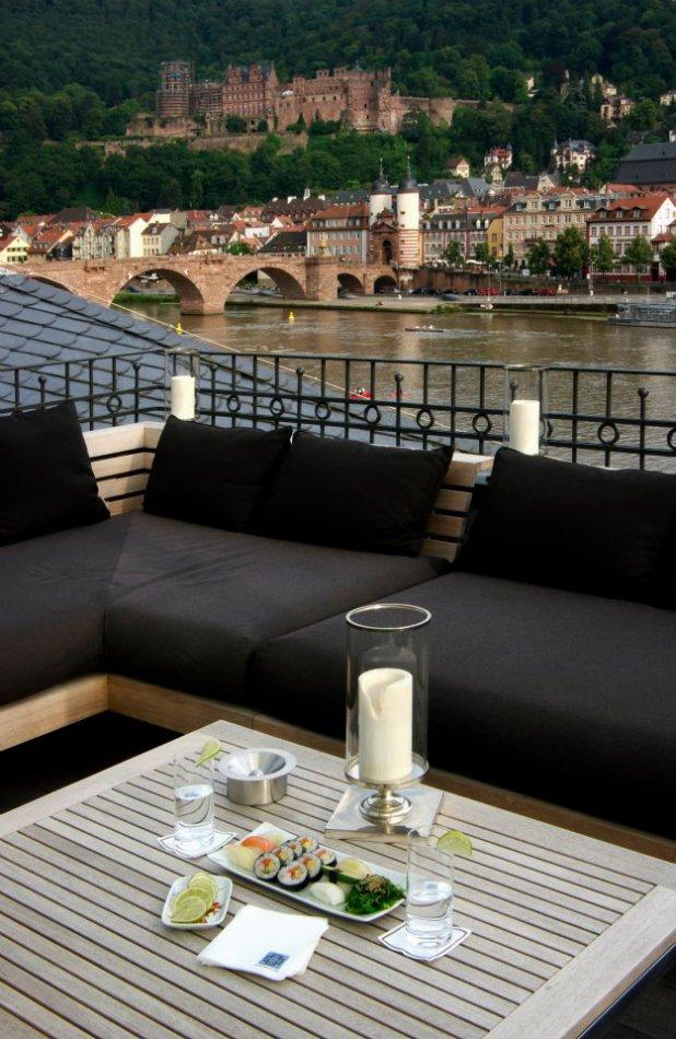 Фотография: Балкон, Терраса в стиле , Дома и квартиры, Городские места, Отель, Проект недели, Замок – фото на INMYROOM