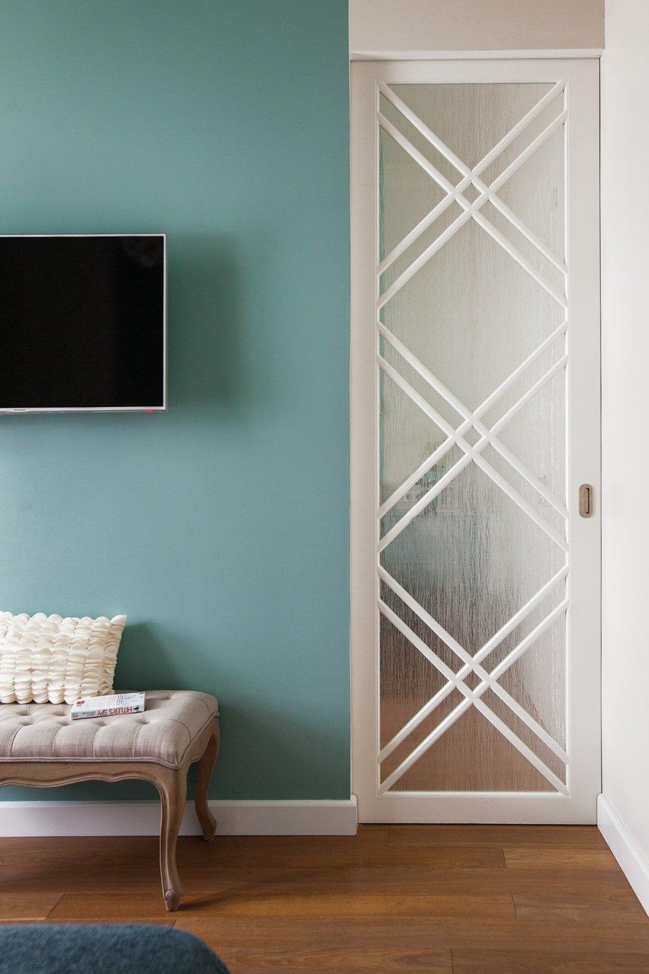 Фотография: Спальня в стиле Прованс и Кантри, Эклектика, Квартира, Дома и квартиры, Надя Зотова – фото на INMYROOM