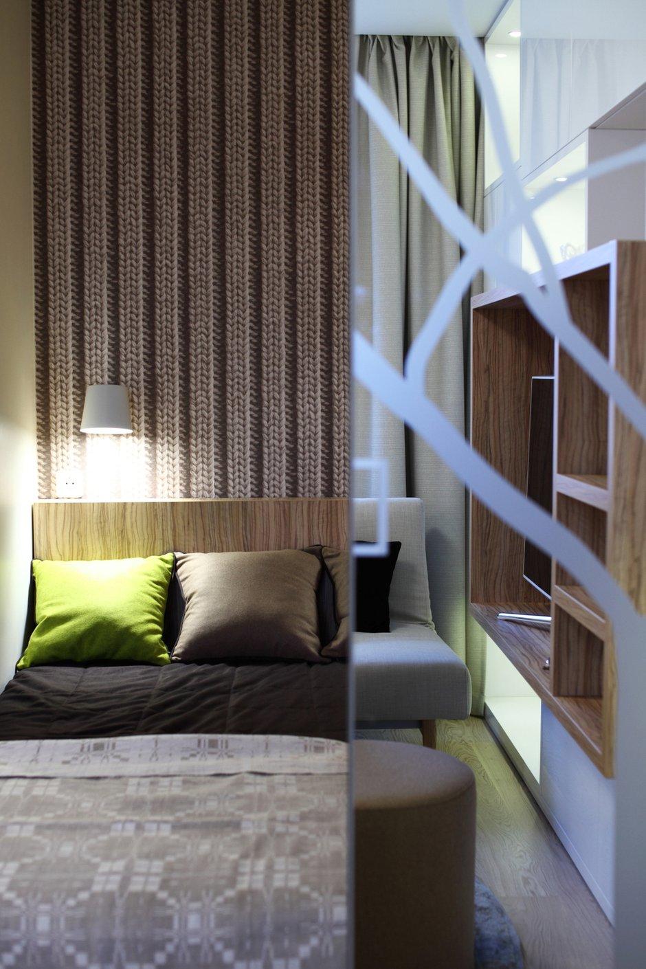 Фотография: Прочее в стиле , Малогабаритная квартира, Квартира, Дома и квартиры, Проект недели – фото на INMYROOM