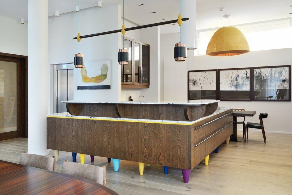 Фотография: Кухня и столовая в стиле Лофт, Эклектика, Интерьер комнат, Проект недели – фото на INMYROOM