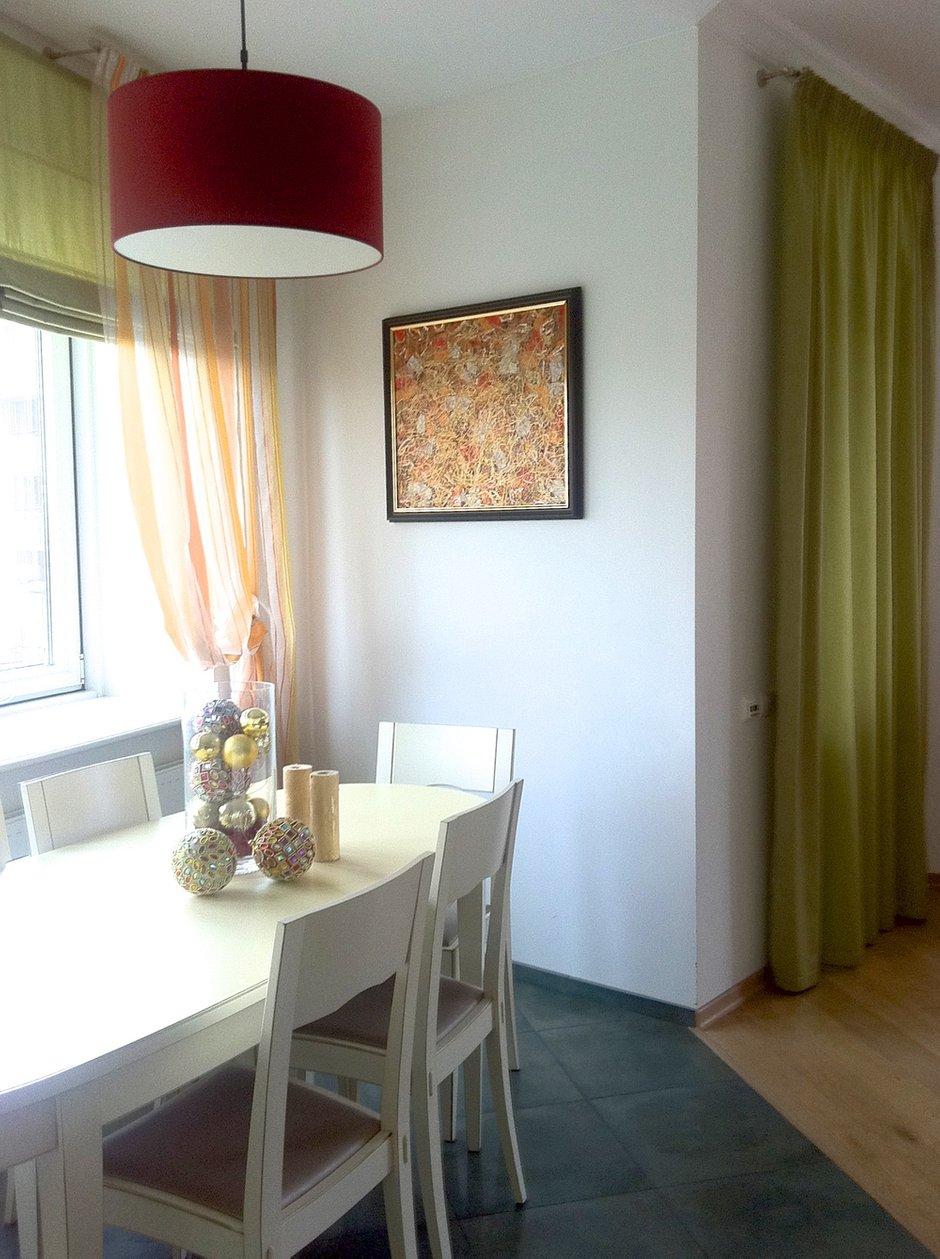 Фотография: Кухня и столовая в стиле Современный, Декор интерьера, Декор дома, Картины, Современное искусство – фото на INMYROOM