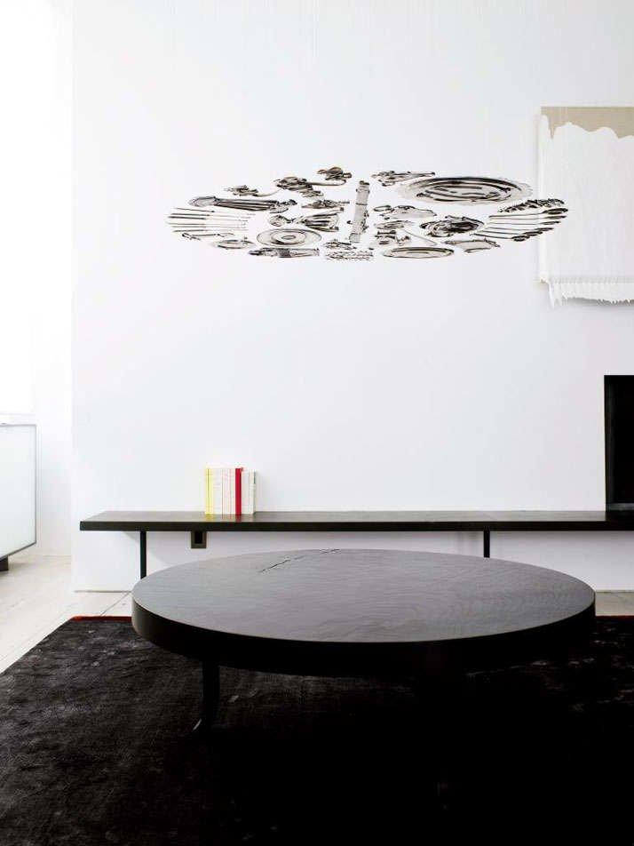 Фотография: Гостиная в стиле Лофт, Квартира, Дома и квартиры, Проект недели, Индустриальный – фото на INMYROOM