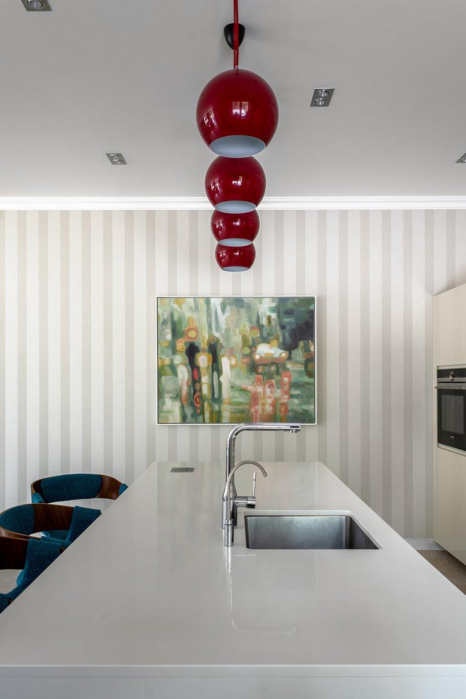 Фотография: Кухня и столовая в стиле Современный, Эклектика, Дом, Проект недели, Более 90 метров, Дарья Сиротина, Roomer – фото на INMYROOM