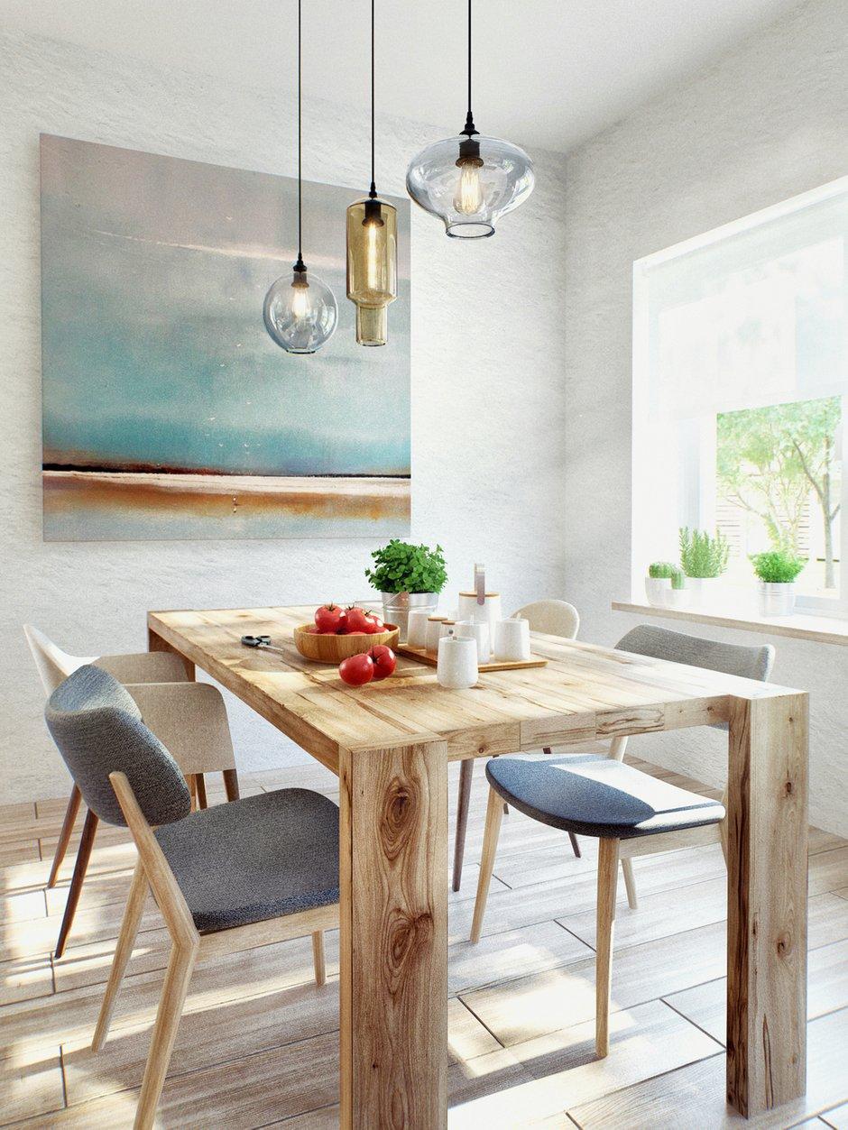 Фотография: Кухня и столовая в стиле Лофт, Дом, Дома и квартиры, IKEA, Проект недели – фото на INMYROOM
