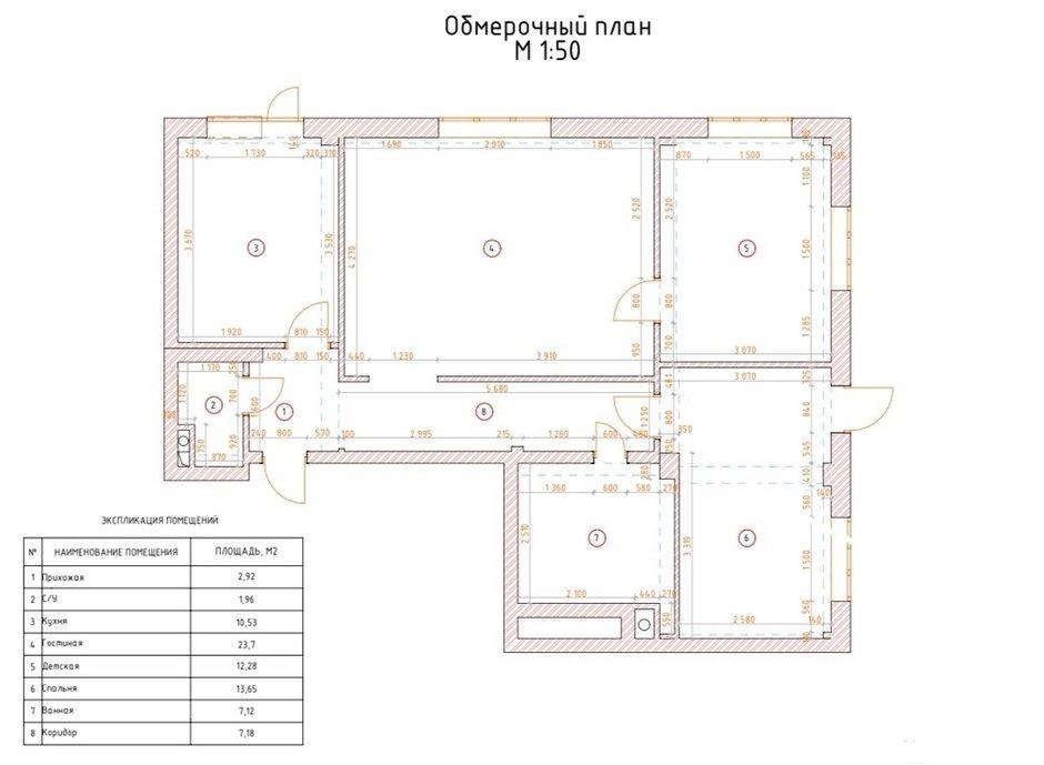 Фотография:  в стиле , Квартира, Проект недели, Монолитный дом, 3 комнаты, 60-90 метров, Кемерово, Екатерина Усикова – фото на INMYROOM