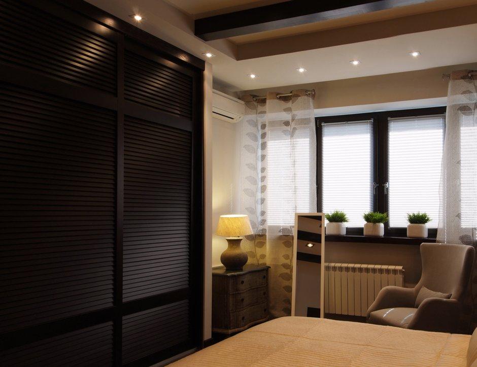 Фотография: Спальня в стиле Прованс и Кантри, Классический, Современный, Декор интерьера, Квартира, Дома и квартиры, Стена – фото на INMYROOM