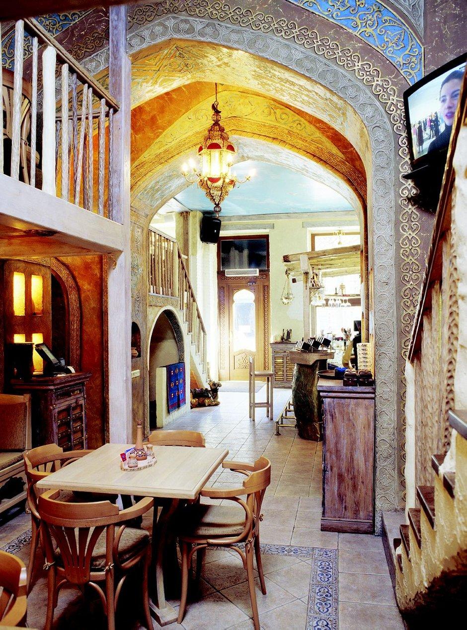 Фотография: Кухня и столовая в стиле Современный, Восточный, Декор интерьера, Квартира, Дом, Дизайн интерьера – фото на INMYROOM