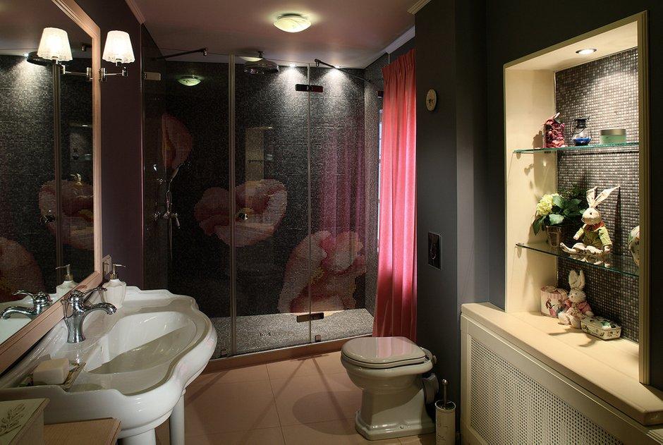 Фотография: Ванная в стиле Современный, Декор интерьера, Дом, Flos, Дома и квартиры, IKEA, Проект недели, Дача – фото на INMYROOM