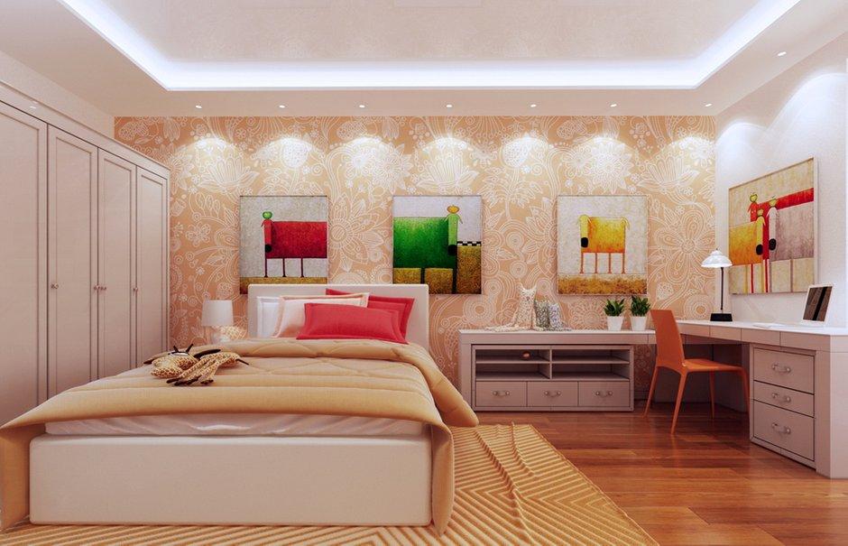 Фотография: Спальня в стиле Современный, Квартира, Дома и квартиры, Проект недели – фото на INMYROOM
