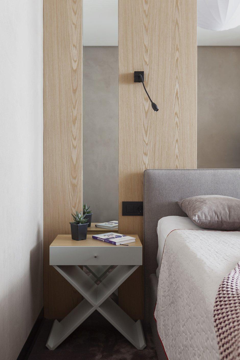 Фотография: Спальня в стиле Современный, Лофт, Студия, Проект недели, Мария Полянская – фото на INMYROOM