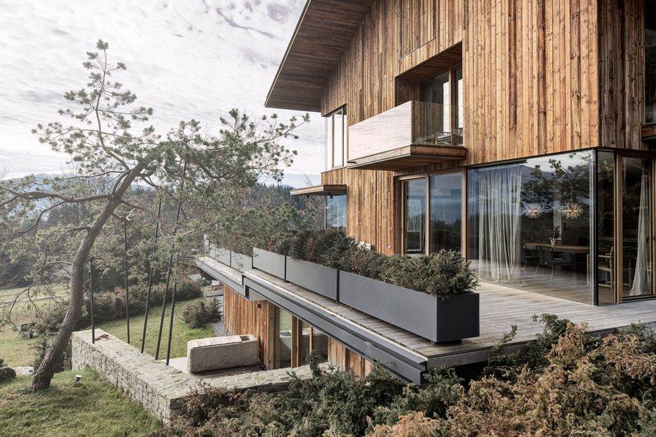 Фотография: Архитектура в стиле Прованс и Кантри, Дом, Дома и квартиры – фото на InMyRoom.ru