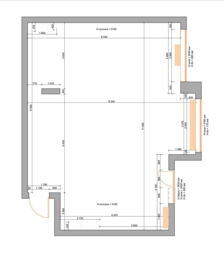 Фотография:  в стиле , Скандинавский, Квартира, Перепланировка, Москва, Инна Величко, 3 комнаты, 60-90 метров – фото на INMYROOM