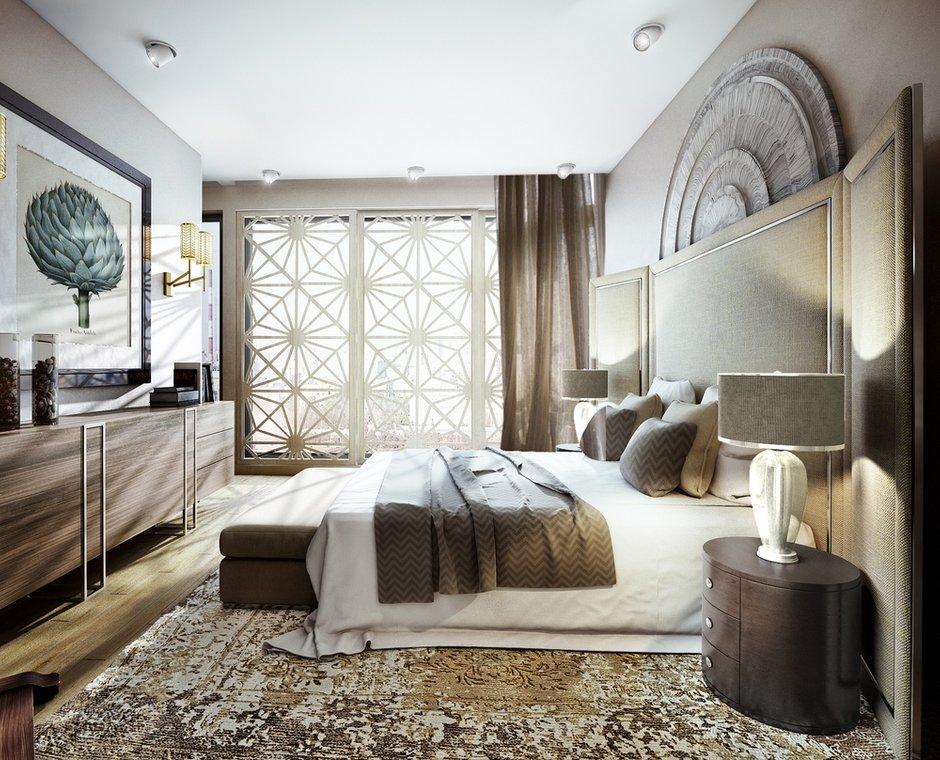 Фотография: Спальня в стиле Современный, Эко,  – фото на INMYROOM