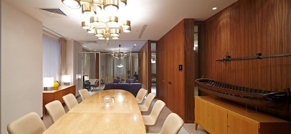 Фотография: Офис в стиле , Офисное пространство, Дома и квартиры, Проект недели – фото на INMYROOM