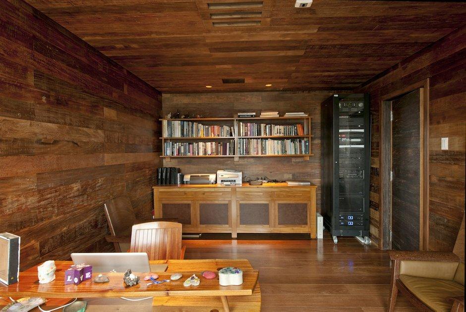 Фотография: Офис в стиле Современный, Декор интерьера, Декор дома, Бразилия, Пол, Сан-Паулу, Потолок – фото на INMYROOM