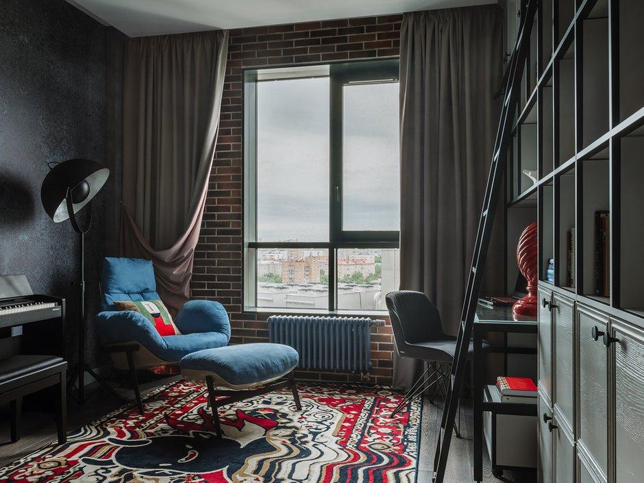 Фотография: Детская в стиле Современный, Квартира, Проект недели, Москва, 4 и больше, Более 90 метров – фото на INMYROOM
