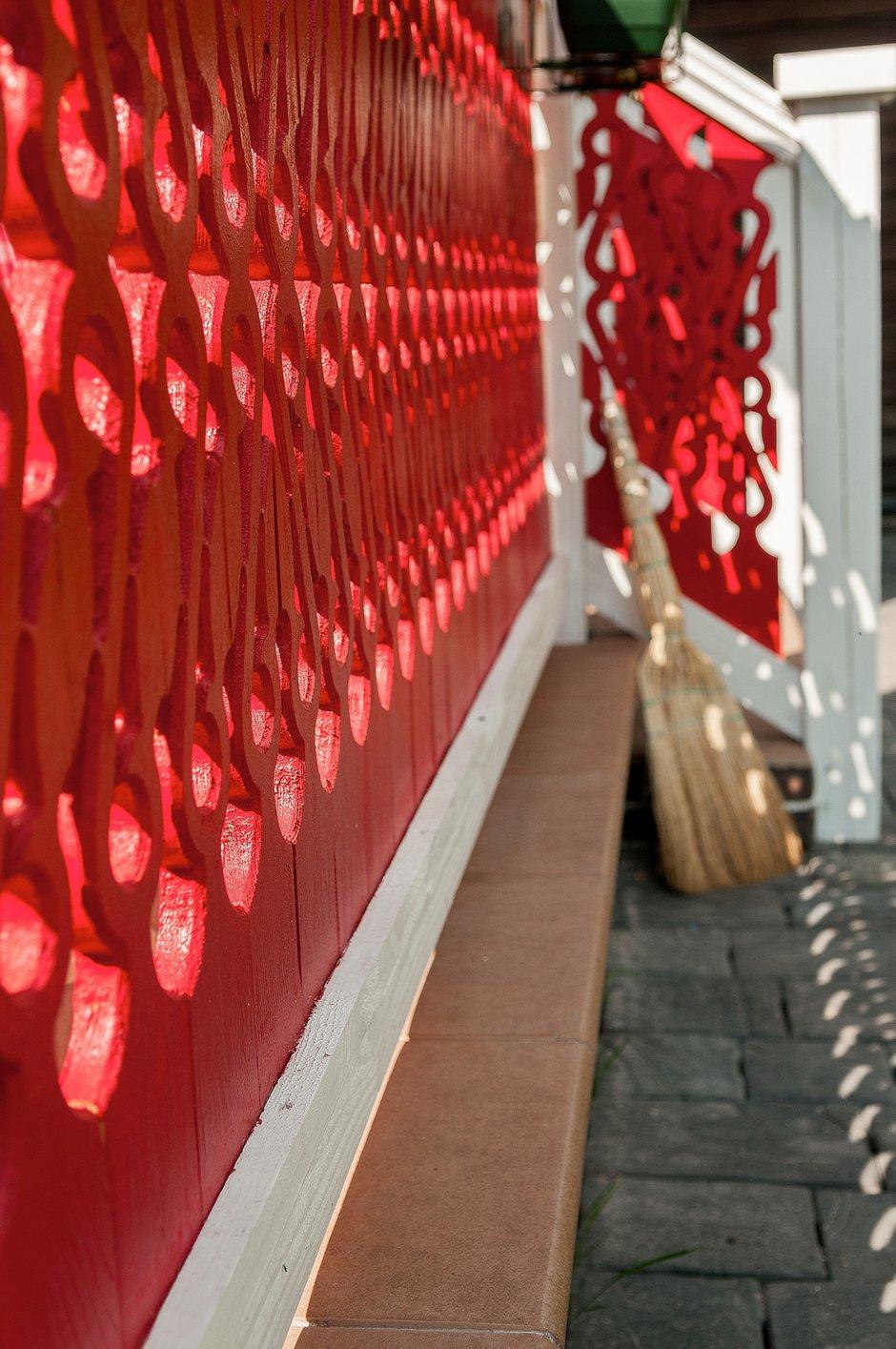 Фотография:  в стиле , Проект недели, Дача, Подмосковье, Дом и дача, Фазенда – фото на INMYROOM