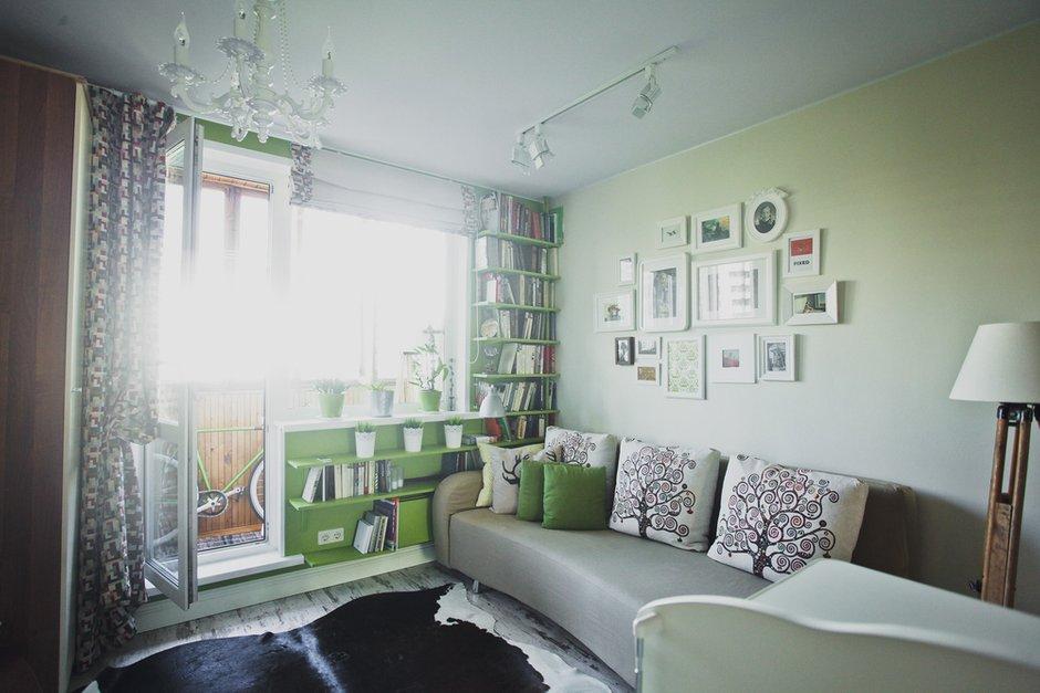 Фотография: Гостиная в стиле Скандинавский, DIY, Квартира, Дома и квартиры, IKEA – фото на INMYROOM