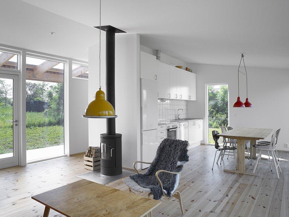 Фотография: Кухня и столовая в стиле Скандинавский, Современный, Декор интерьера, Дом, Дома и квартиры, IKEA, Архитектурные объекты – фото на INMYROOM
