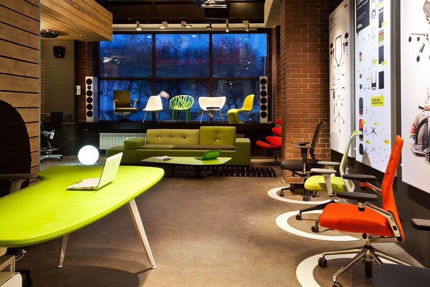 Фотография: Офис в стиле Лофт, Офисное пространство, Дома и квартиры, Проект недели, Artplay – фото на InMyRoom.ru