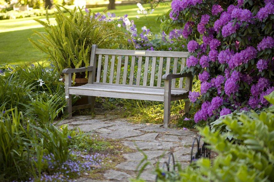 Фотография: Ландшафт в стиле , Стиль жизни, Дача, Сад – фото на INMYROOM
