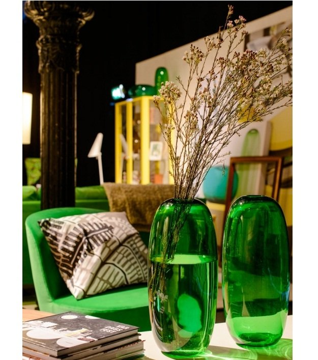 Фотография: Аксессуары в стиле Современный, Декор интерьера, Декор дома, Цвет в интерьере, IKEA, Зеленый, Желтый – фото на INMYROOM