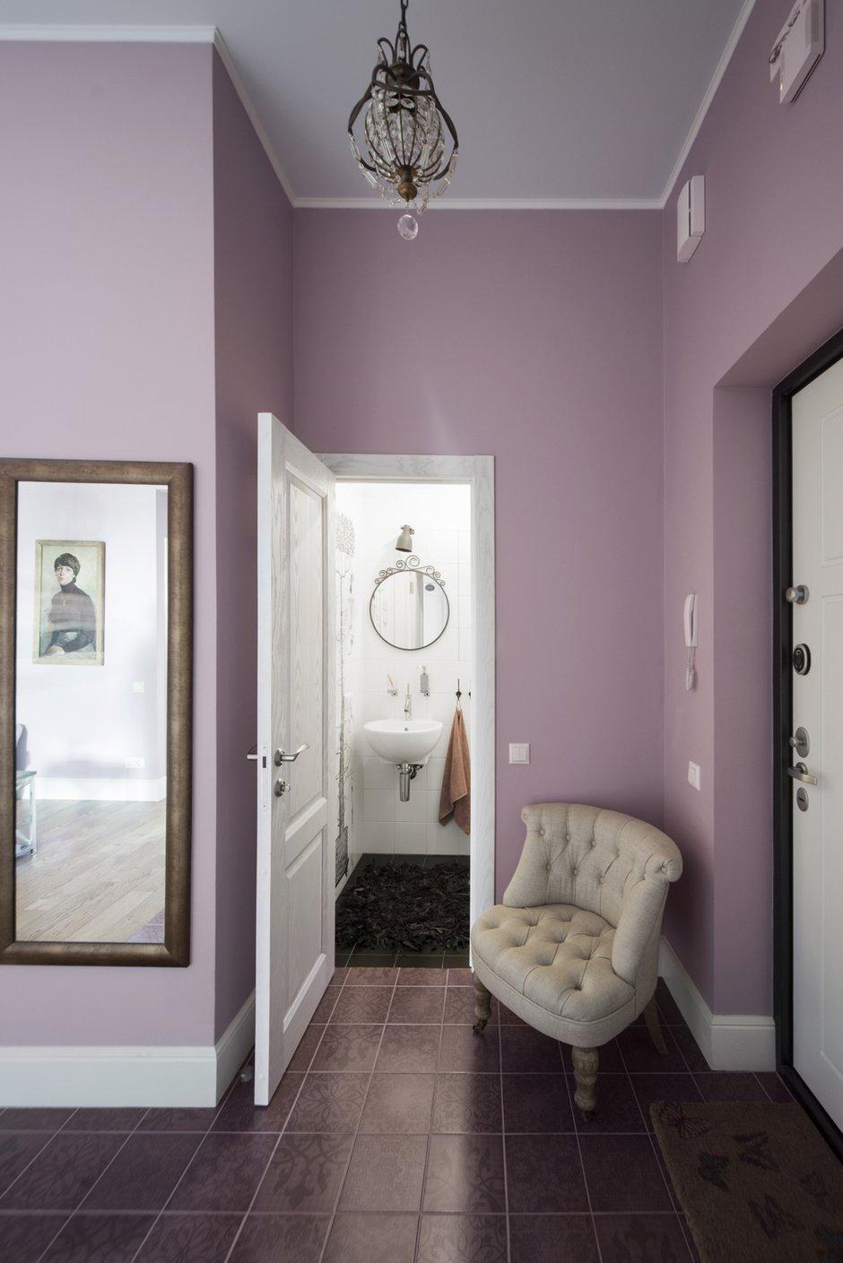 Фотография: Прихожая в стиле Эклектика, Квартира, Дома и квартиры – фото на INMYROOM