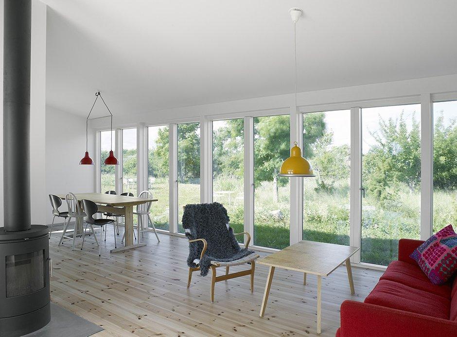 Фотография: Гостиная в стиле Скандинавский, Современный, Декор интерьера, Дом, Дома и квартиры, IKEA, Архитектурные объекты – фото на INMYROOM