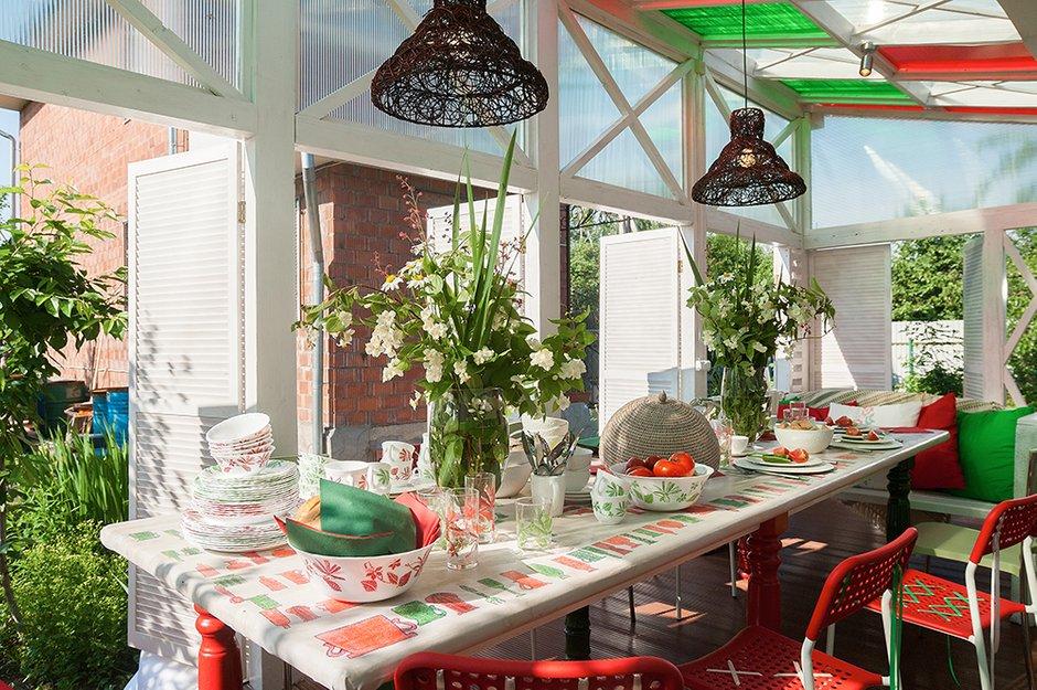 Фотография: Кухня и столовая в стиле Прованс и Кантри, Современный, Декор интерьера, Интерьер комнат, Тема месяца – фото на INMYROOM