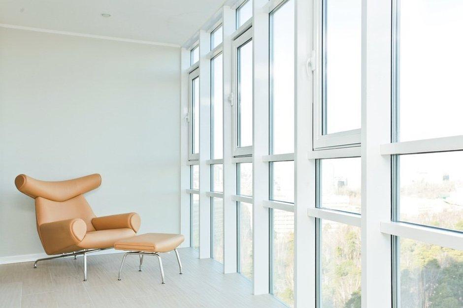 Фотография:  в стиле , Скандинавский, Квартира, Дома и квартиры, Проект недели – фото на INMYROOM