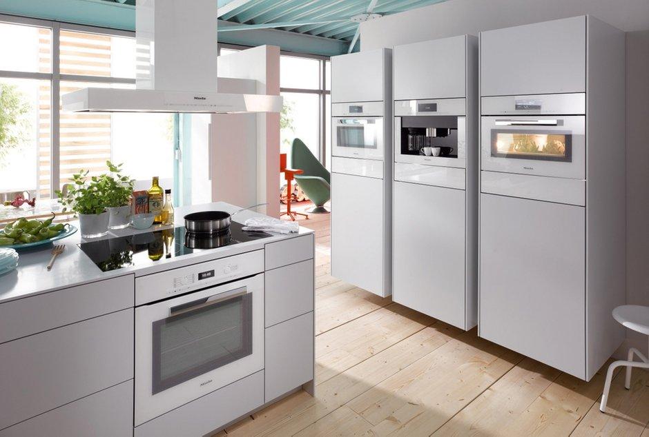 Фотография: Прочее в стиле , Кухня и столовая, Miele, Индустрия, События, Бытовая техника – фото на INMYROOM