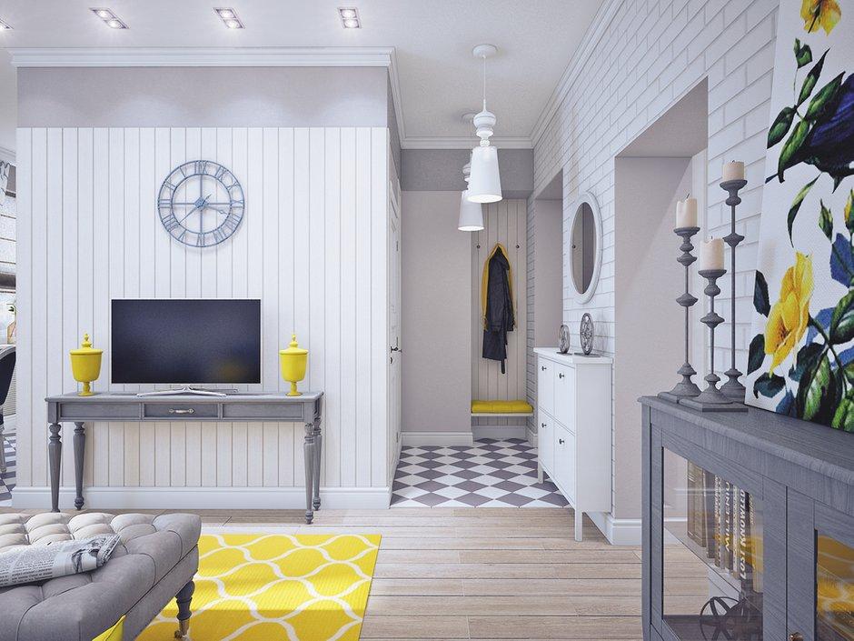 Фотография: Гостиная в стиле , Декор интерьера, DIY, Квартира, Restoration Hardware, Дома и квартиры, IKEA, Проект недели, Cosmorelax, Ideal Lux – фото на InMyRoom.ru