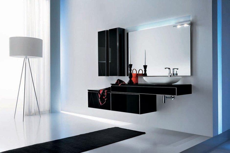 Фотография: Ванная в стиле Современный, Декор интерьера, Мебель и свет – фото на INMYROOM