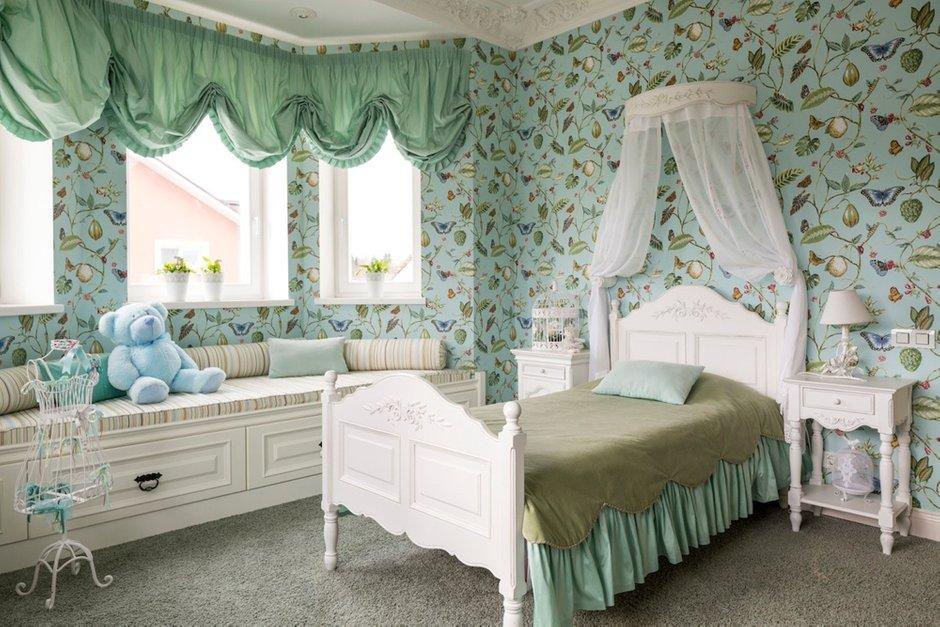 Фотография: Спальня в стиле Прованс и Кантри, Дом, Дома и квартиры – фото на INMYROOM