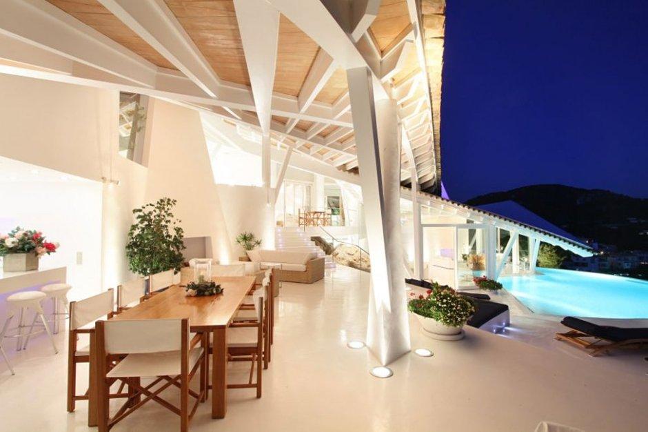 Фотография: Балкон, Терраса в стиле Современный, Декор интерьера, Дом, Испания, Дома и квартиры – фото на INMYROOM