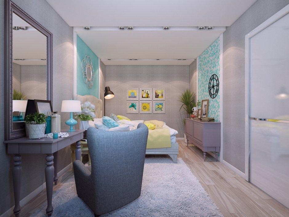 Фотография: Гостиная, Спальня в стиле Скандинавский, Квартира, Дома и квартиры, IKEA, Проект недели – фото на INMYROOM