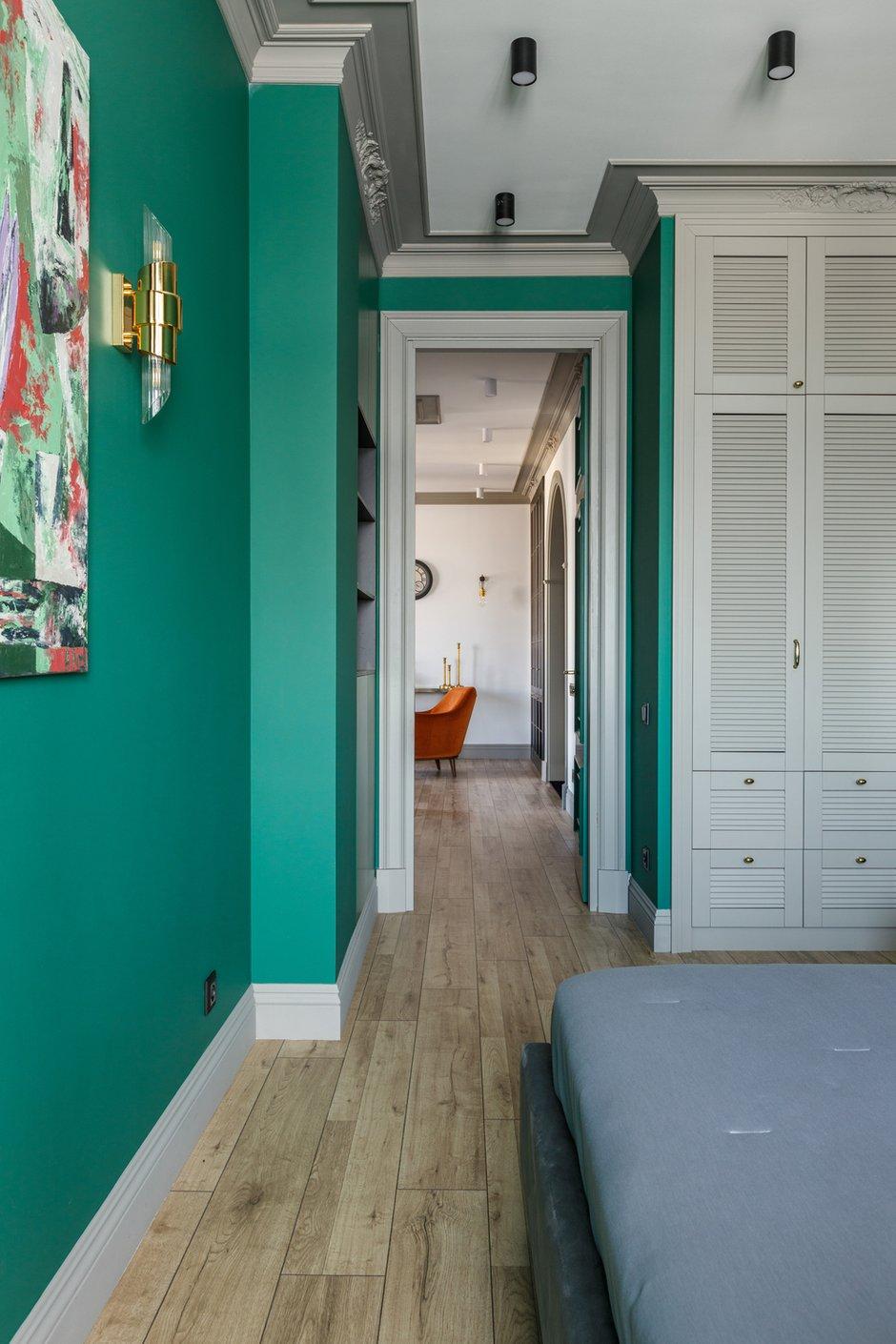 Фотография: Прихожая в стиле Современный, Эклектика, Квартира, Проект недели, 3 комнаты, Более 90 метров, AK Studio, Нур-султан – фото на INMYROOM