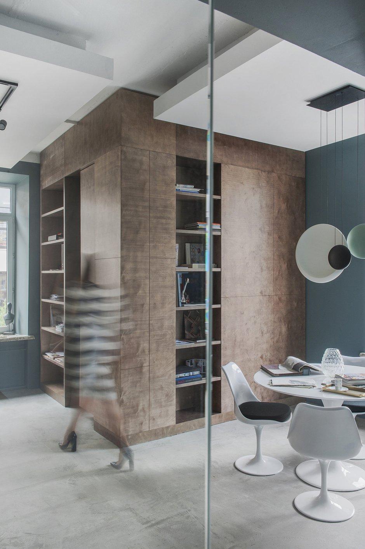 Фотография:  в стиле , Лофт, Офисное пространство, Офис, Проект недели, Москва, Валерия Дзюба, Nido Interiors – фото на INMYROOM