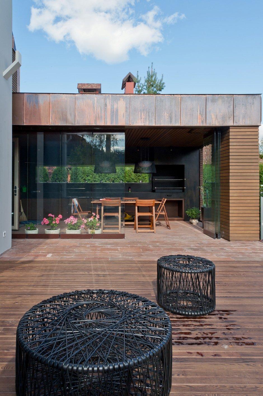 Фотография: Архитектура в стиле , Дом, Дома и квартиры, Минимализм, Проект недели, Перепланировка – фото на INMYROOM