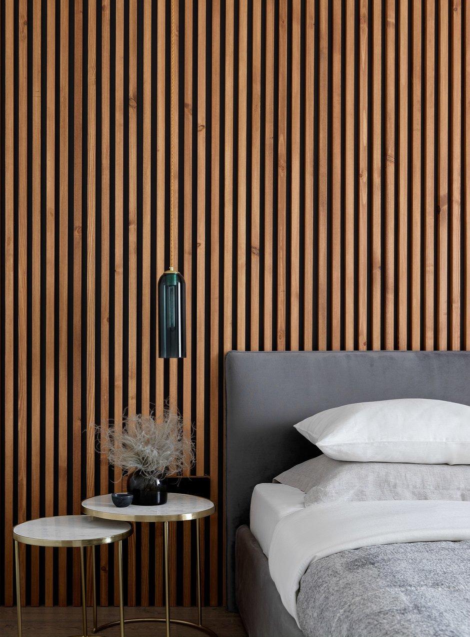 Фотография: Спальня в стиле Современный, Квартира, Минимализм, Проект недели, Москва, 2 комнаты, 60-90 метров, Elements – фото на INMYROOM