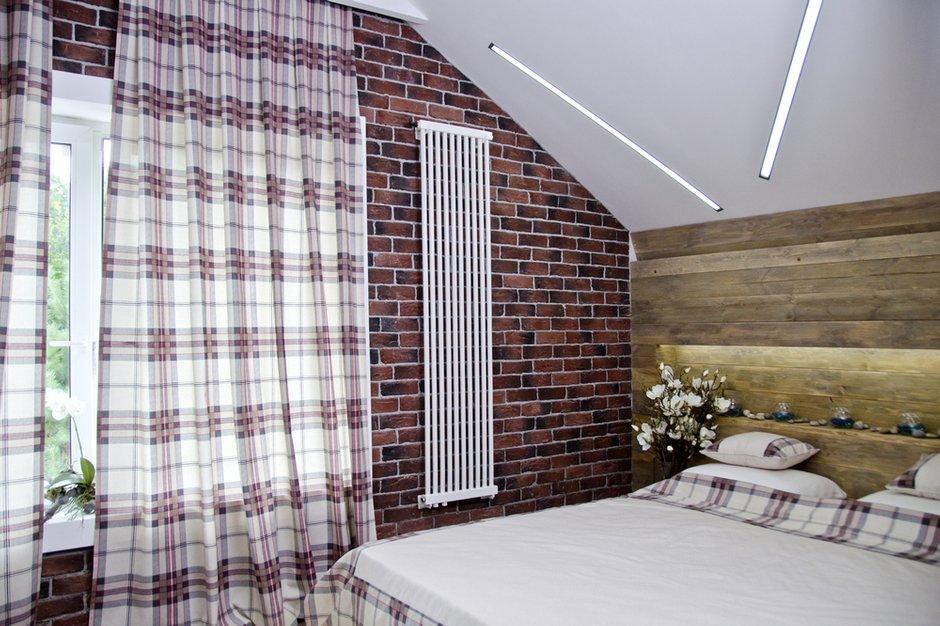 Фотография: Спальня в стиле Лофт, Современный, Декор интерьера, Интерьер комнат, Проект недели, Илья Хомяков – фото на INMYROOM