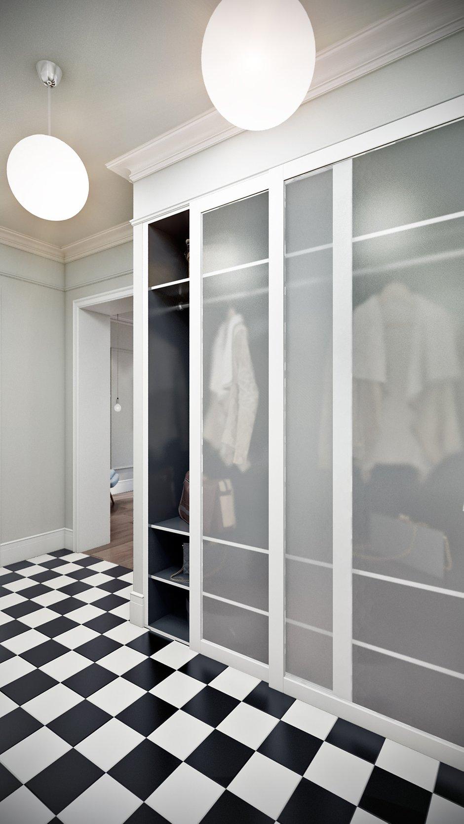 Фотография:  в стиле , Квартира, Проект недели, Москва, Co:Interior, Монолитный дом, 2 комнаты, 60-90 метров, ЖК «Мосфильмовский» – фото на INMYROOM