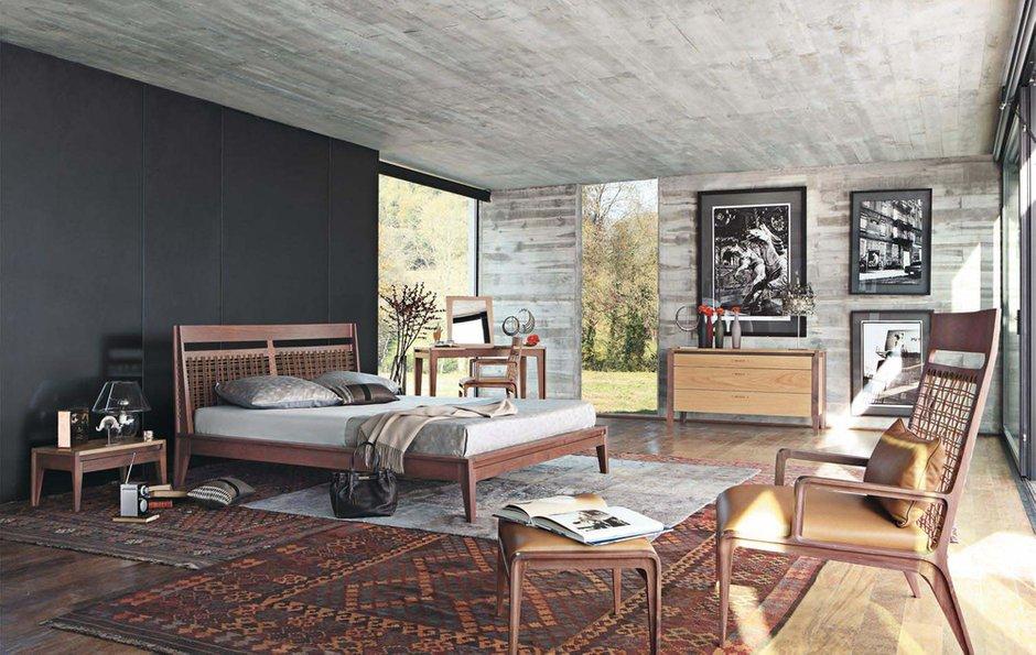 Фотография: Спальня в стиле Прованс и Кантри, Современный, Декор интерьера, Интерьер комнат, Цвет в интерьере, Коричневый – фото на INMYROOM