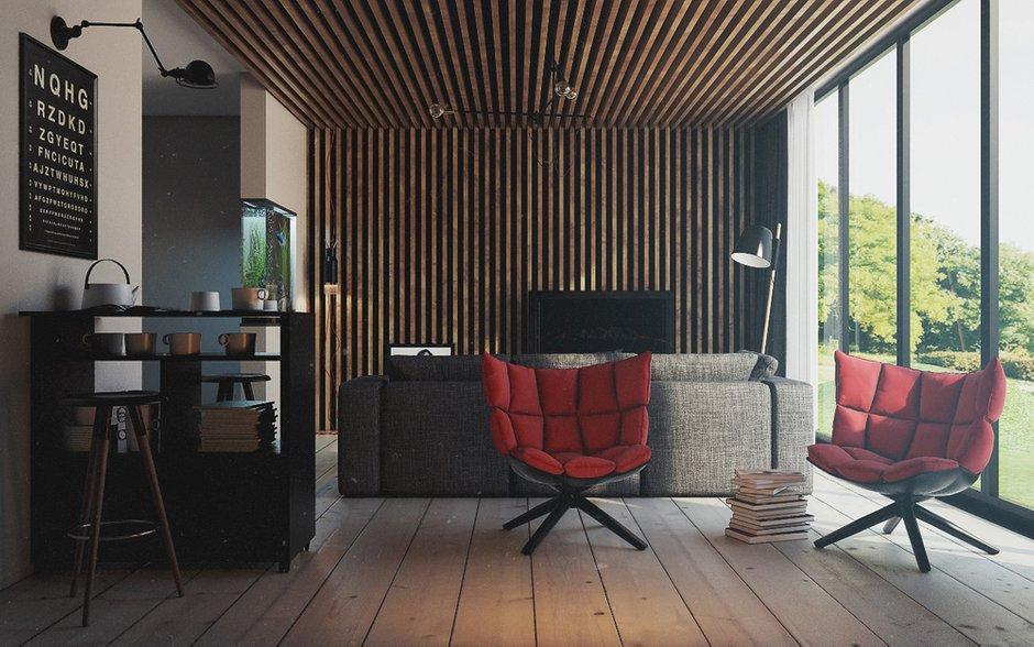 Фотография: Гостиная в стиле Современный, Декор интерьера, Дом, Дома и квартиры, Проект недели – фото на INMYROOM