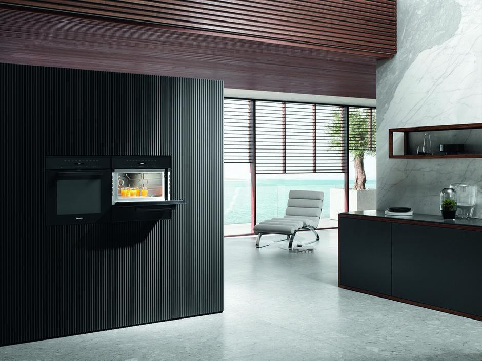 Фотография:  в стиле , Кухня и столовая, Miele, Гид, Маргарета Шютте-Лихоцки, G7000, кто придумал кухню, франкфуртская кухня – фото на INMYROOM