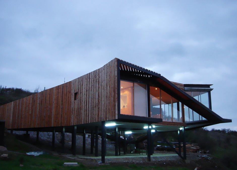 Фотография:  в стиле Современный, Декор интерьера, Дом, Дома и квартиры, Архитектурные объекты, Чили – фото на INMYROOM