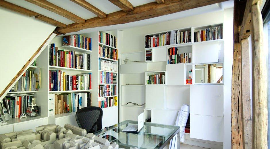 Фотография: Офис в стиле Скандинавский, Дом, Дома и квартиры, Проект недели – фото на INMYROOM