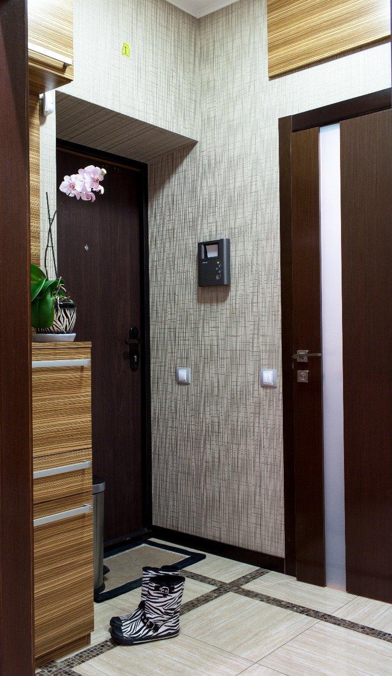 Фотография: Прихожая в стиле Современный, Декор интерьера, Малогабаритная квартира, Квартира, Декор дома, Переделка, Ар-деко – фото на INMYROOM